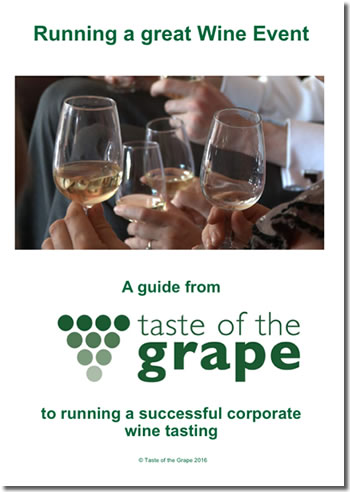 guide to planning a corporate wine tasting event