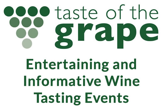 Wine Tasting Events from Taste Of The Grape